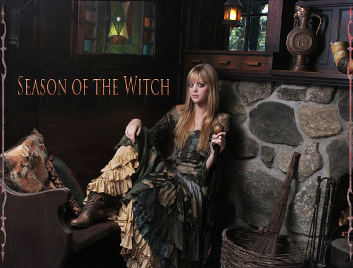 Season of the Witch collection