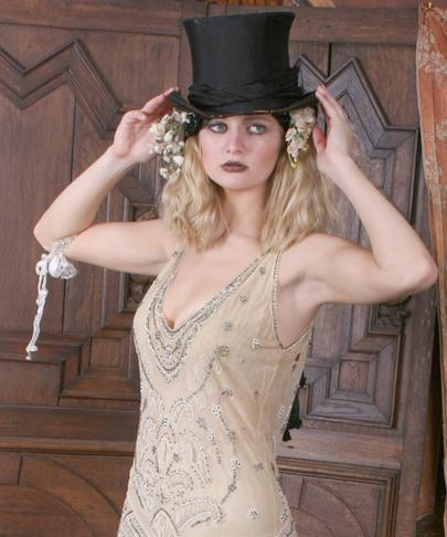 Gypsy Moon: Vintage Top Hat