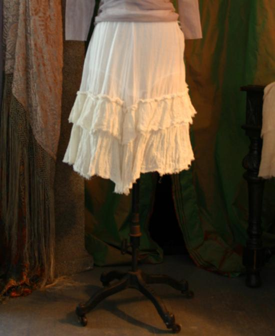 Noontide Cotton Skirt